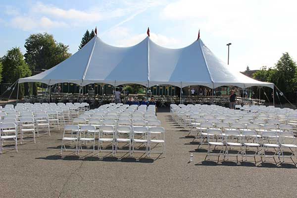 Corporate event rentals at Classic Tent and Event serving Brighton Michigan, South Lyon, Howell, Parshallville, Novi, Ann Arbor MI