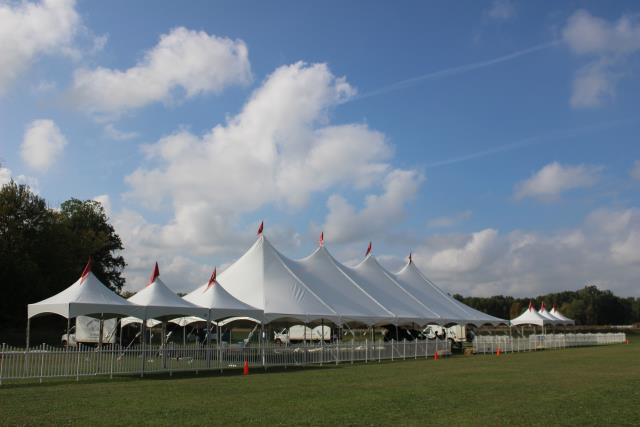 40x100 High Peak Tension Tent Rentals Ann Arbor Mi Where