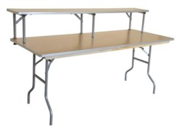 Where to find 6 X30  Bar Style Table in Ann Arbor