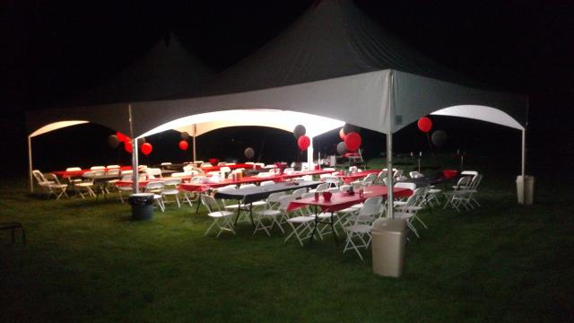 Interior Tent Lighting 20x40 Rentals Ann Arbor Mi Where