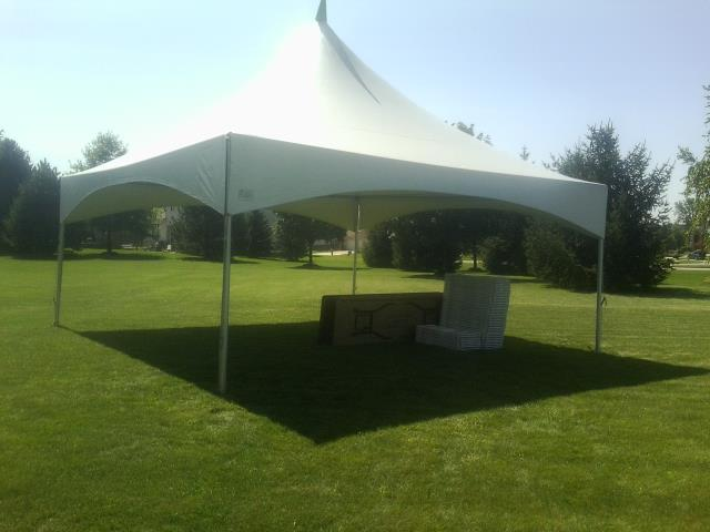 20x20 Deluxe Tent Package Rentals Ann Arbor Mi Where To