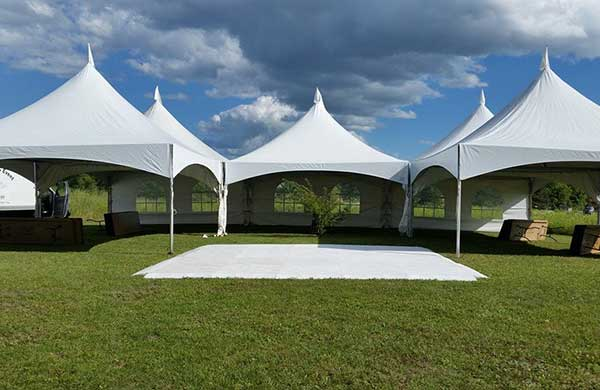 Tent Rentals at Classic Tent and Event serving Livingston County and Washtenaw County