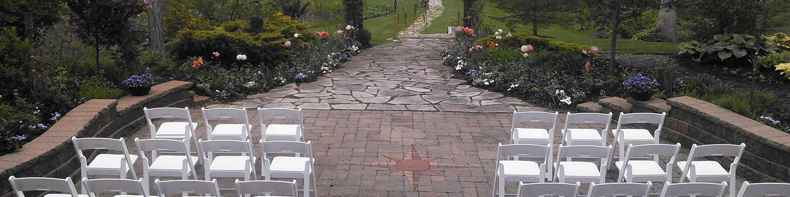 Event rentals in Livingston County and Washtenaw County