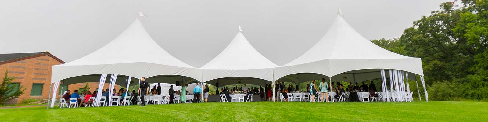 Tent rentals in Livingston County and Washtenaw County