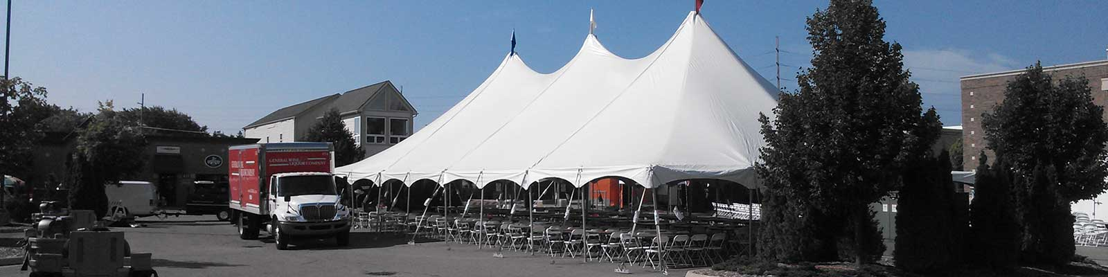 Company party rentals in Livingston County and Washtenaw County